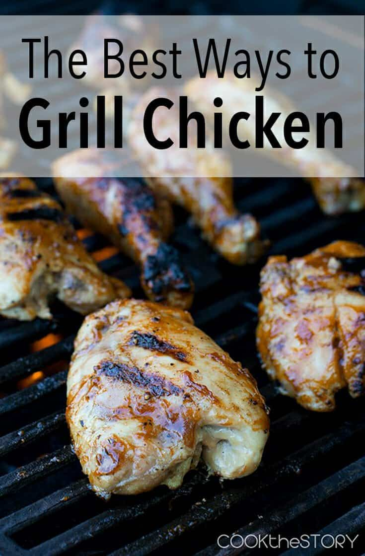 Check out the best ways to grill chicken so you can master making flavorful dinners easy in the summer months. These are all of the recipes you need.