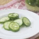 Quick Pickles Recipe