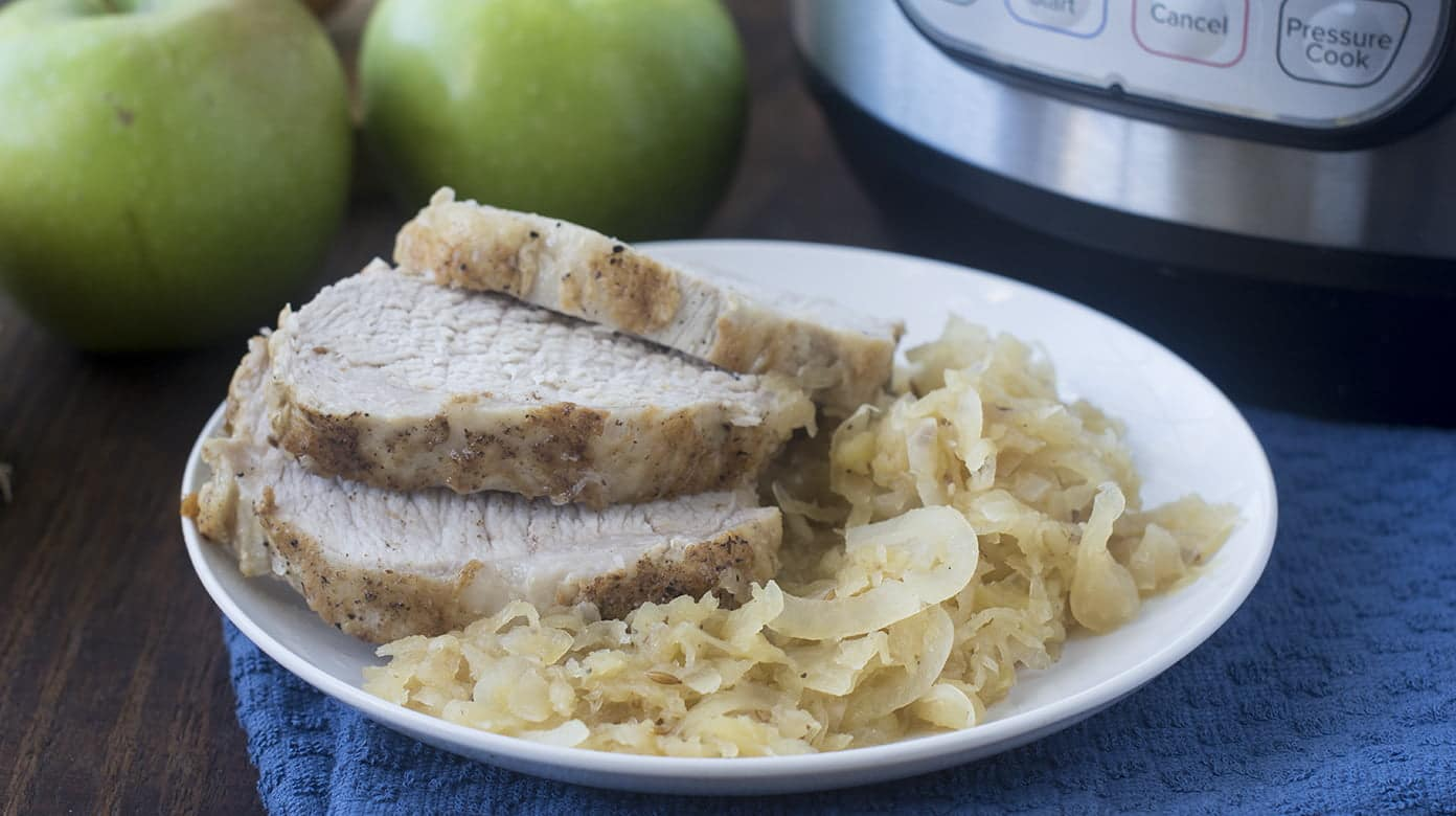 Instant Pot Pork And Sauerkraut Cook The Story