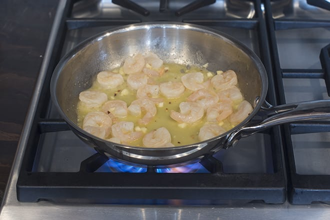 how to cook whole shrimp