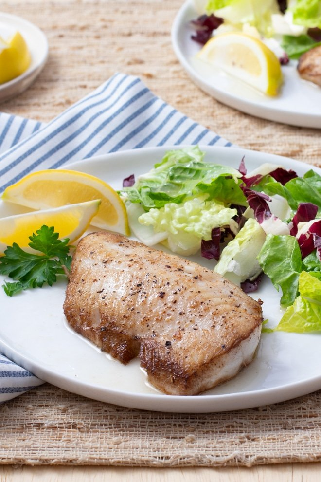 Delicious fish is quick and easy—follow my simple tips and it'll be perfect every time!