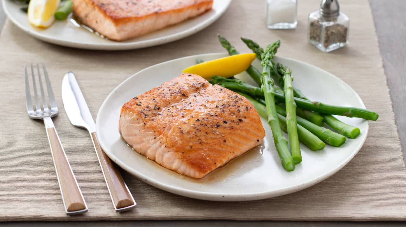 How To Cook Salmon Perfectly Cook The Story