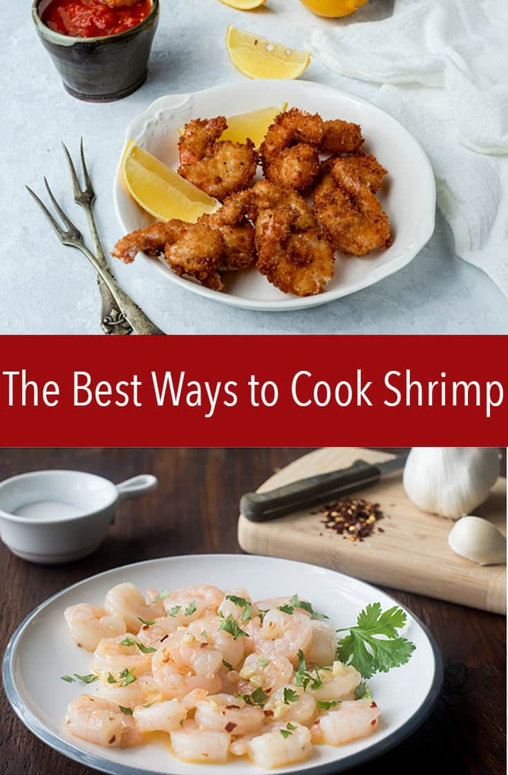 The Best Ways to Cook Shrimp