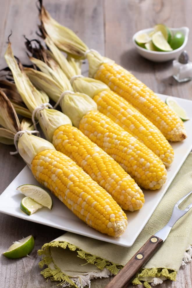 Summer corn is so special—make the most of it with this easy, awesome way to cook it on the grill.