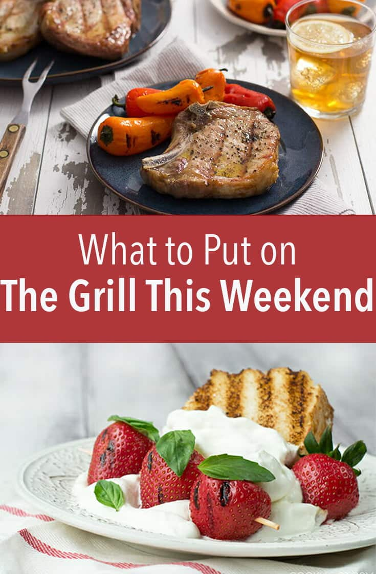 Wondering what to throw on the grill this weekend? Here's how to cook just about everything. From burgers to chicken to shrimp - everything tastes better on the grill.