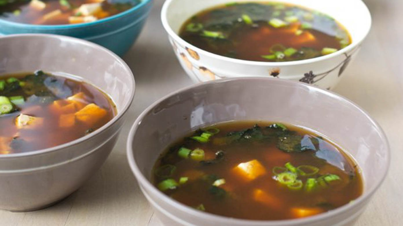 Miso Soup Recipe Cook The Story
