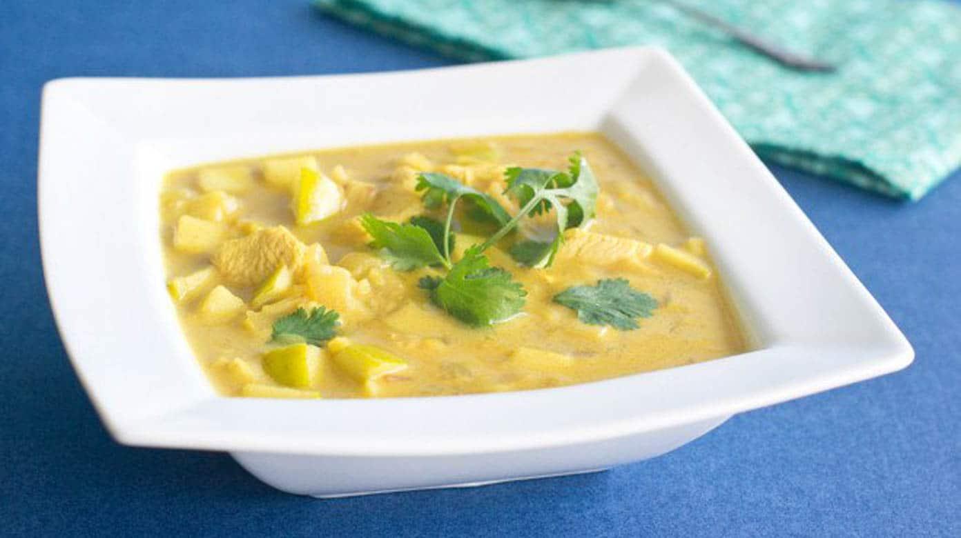 15 Minute Mulligatawny Soup