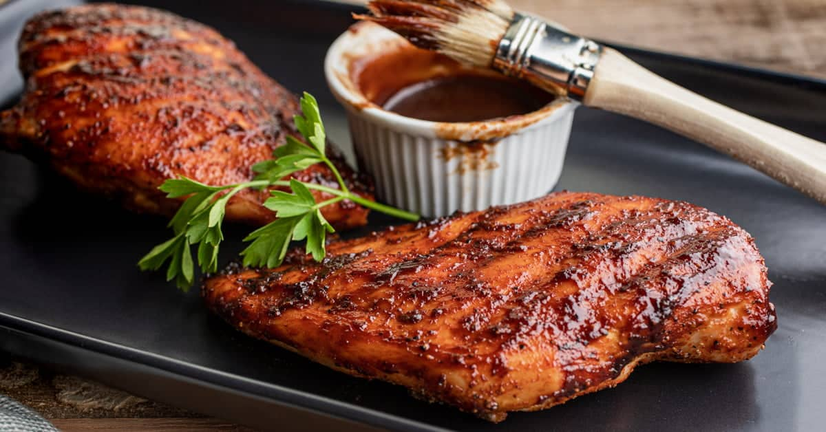 Bbq Chicken Breast Cook The Story