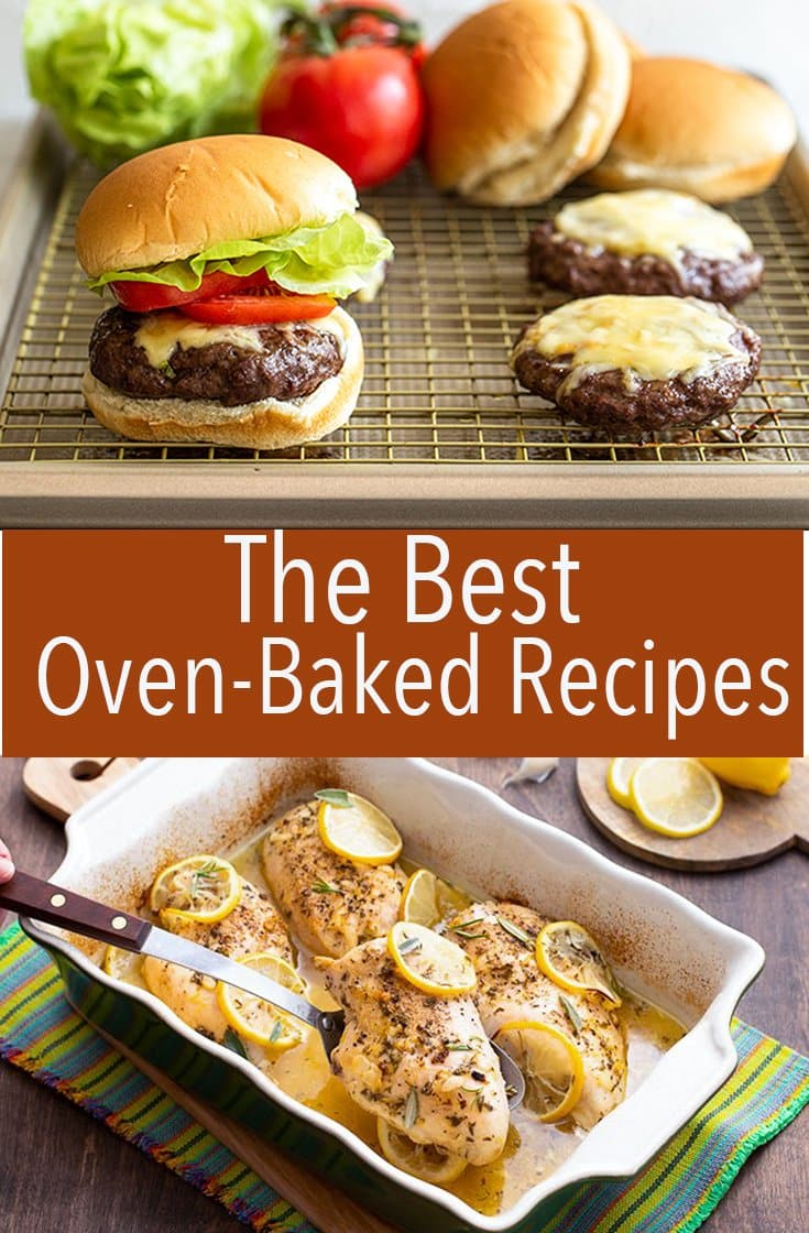 The Best Oven-Baked Recipes