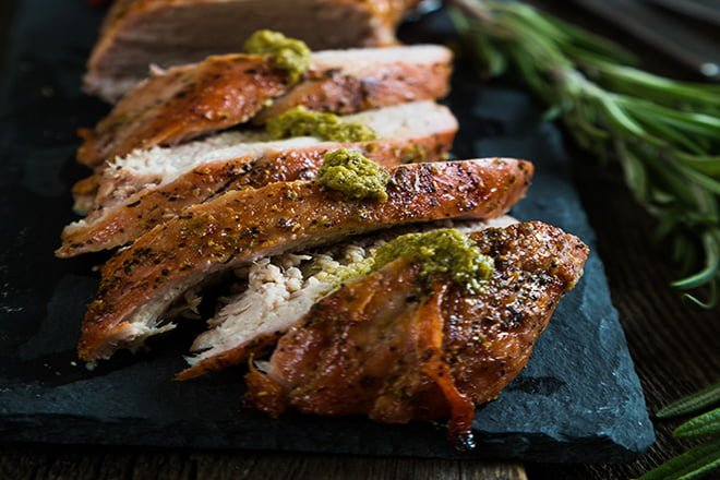 When you know how to cook pork...and I mean really know how to cook it, you'll find that it can be incredibly savory, juicy, and versatile.