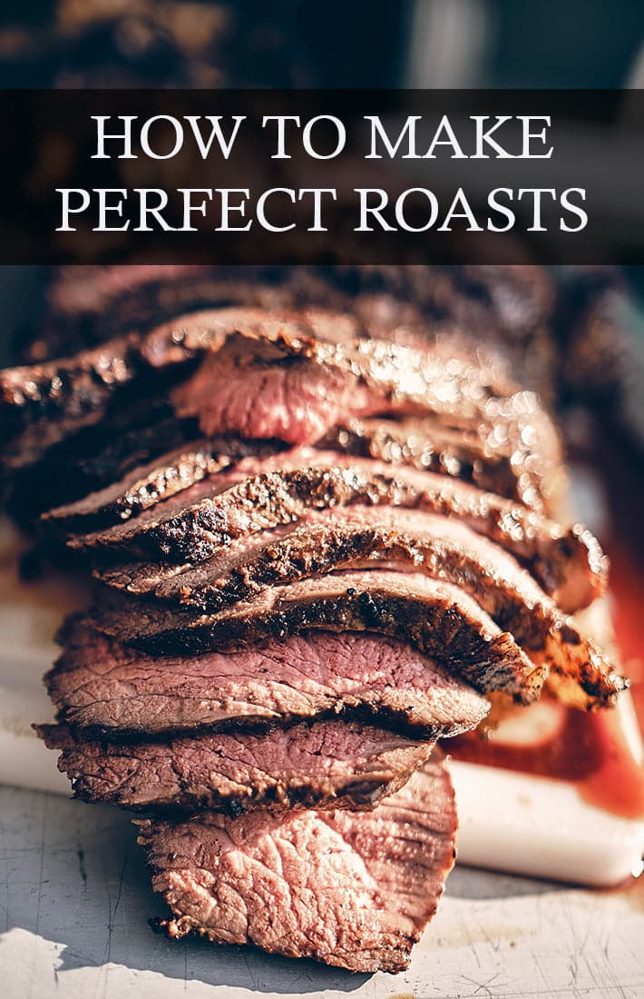 From starting with a brine to finishing with delicious gravy and everything in between, we\'ll show you how to make perfect roasts for your family dinners! 