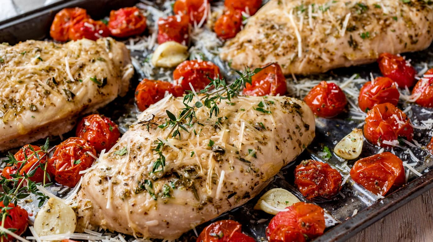 Italian Chicken Breasts Cook The Story