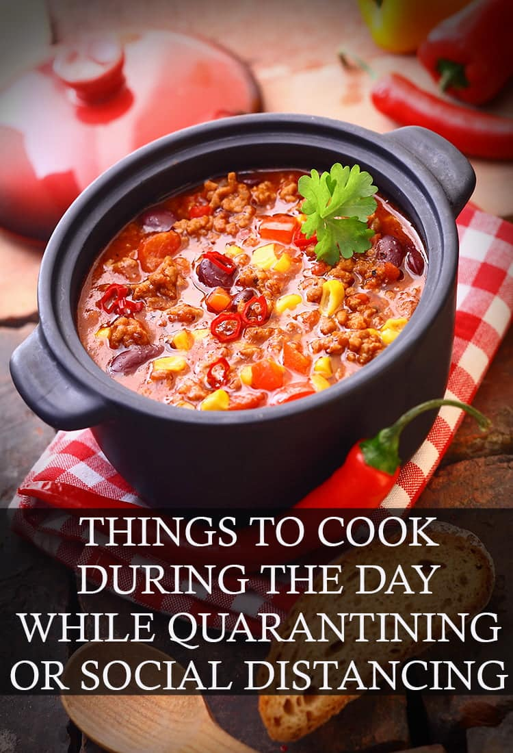 Things To Cook During A Day At Home