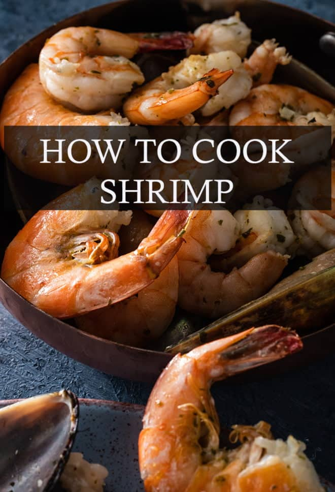 Whether you like them grilled, poached, fried, or even cooked directly from the freezer - we've got all the methods you need to cook shrimp to perfection.