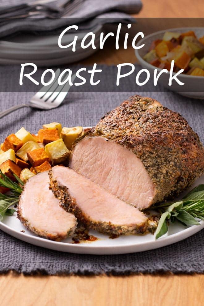 Garlic Roast Pork
