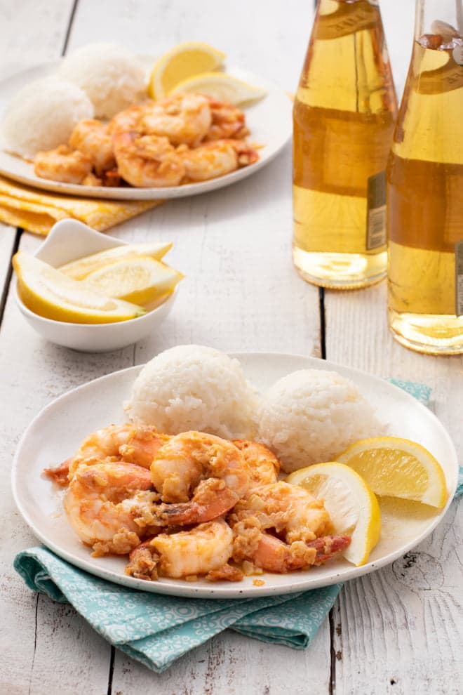 Say aloha to Hawaiian Garlic Shrimp—it's easy, amazing, and every bite is a virtual trip to the islands!