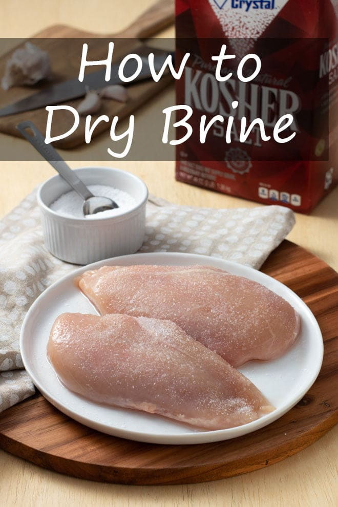 How to Dry Brine