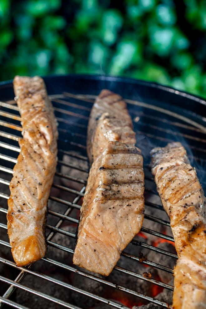 Learn How to Grill Salmon perfectly every time, from choosing the best piece of fish to preparing the grill.