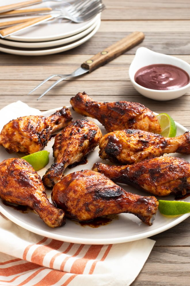 Here's how to make great Grilled Chicken Drumsticks every time!