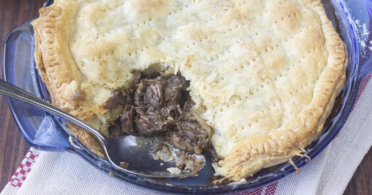 Steak Pie - Cook the Story