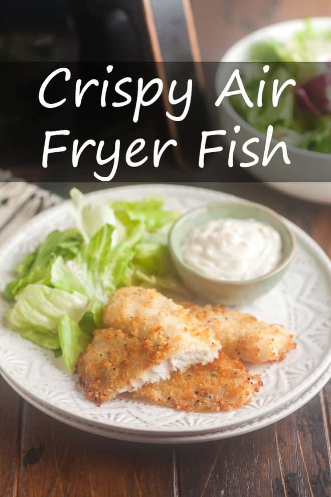 Crispy Air Fryer Fish