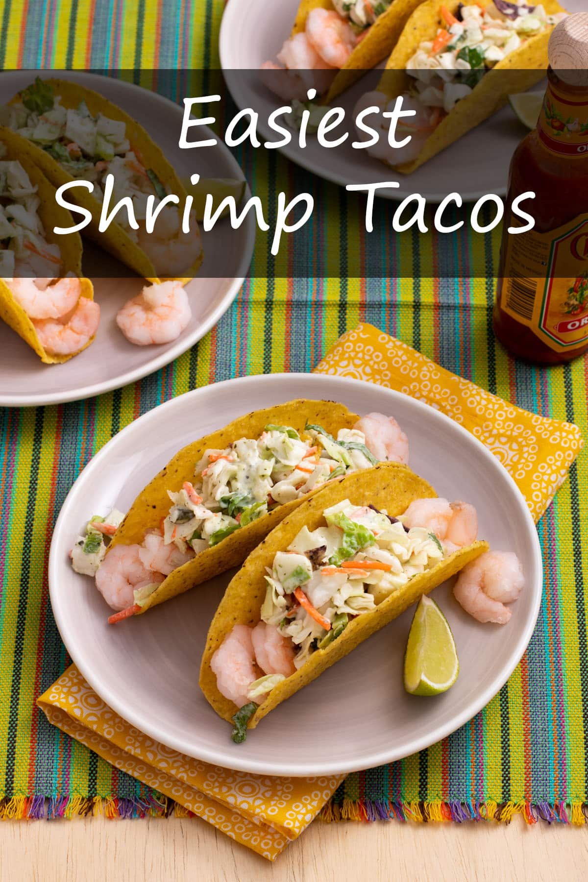 Easiest Shrimp Tacos